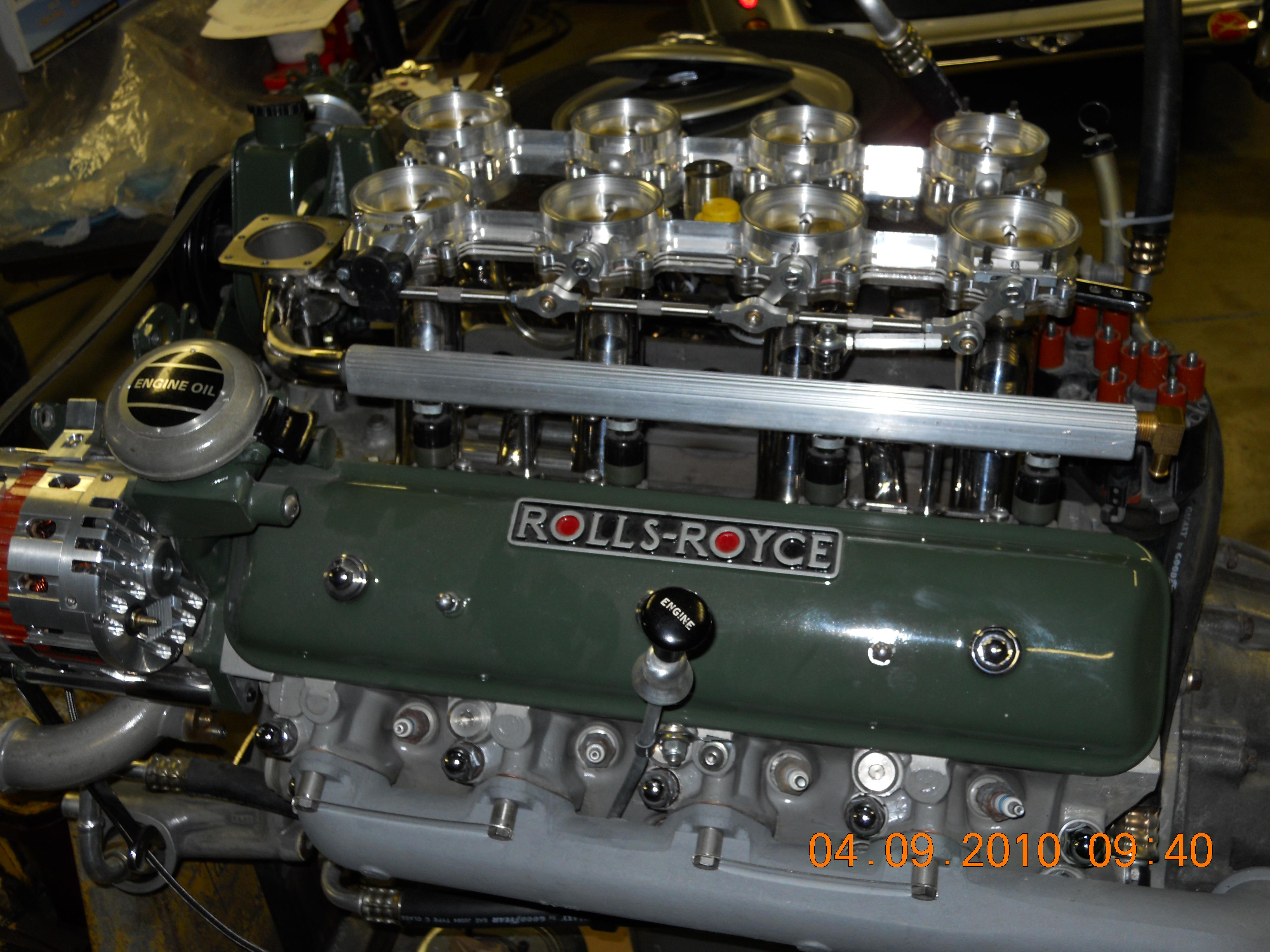 Rolls Engine Conversion